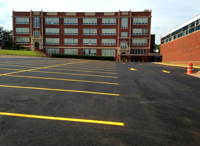 Parking Lot Overlay
